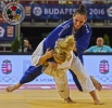 Kayla Harrison (USA), Klara Apotekar (SLO) - Grand Prix Budapest (2016, HUN) - © IJF Media Team, International Judo Federation