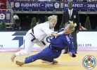Kayla Harrison (USA) - Grand Prix Budapest (2016, HUN) - © IJF Media Team, International Judo Federation