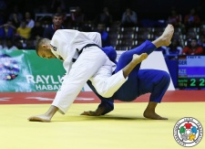 Karl-Richard Frey (GER) - Grand Prix Havana (2016, CUB) - © IJF Media Team, International Judo Federation