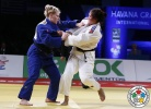 Kayla Harrison (USA), Yalennis Castillo (CUB) - Grand Prix Havana (2016, CUB) - © IJF Media Team, International Judo Federation