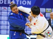 Sisi Ma (CHN) - Grand Prix Qingdao (2016, CHN) - © IJF Media Team, International Judo Federation
