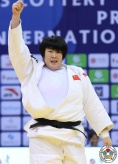 Song Yu (CHN) - Grand Prix Qingdao (2016, CHN) - © IJF Media Team, International Judo Federation