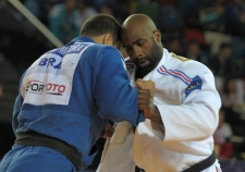 Teddy Riner (FRA) - Grand Prix Samsun (2016, TUR) - © Emir Incegul, Turkish Judo Federation