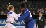 Sally Conway (GBR), Marie Eve Gahié (FRA) - Grand Prix Samsun (2016, TUR) - © Emir Incegul, Turkish Judo Federation