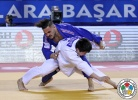 Guillaume Chaine (FRA), Cholgwang Kim (PRK) - Grand Prix Samsun (2016, TUR) - © IJF Media Team, International Judo Federation