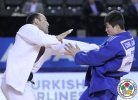 Cholgwang Kim (PRK), Nyam-Ochir Sainjargal (MGL) - Grand Prix Samsun (2016, TUR) - © IJF Media Team, International Judo Federation