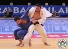Khusen Khalmurzaev (RUS), Mammadali Mehdiyev (AZE) - Grand Prix Samsun (2016, TUR) - © IJF Media Team, International Judo Federation