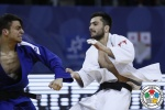 Vazha Margvelashvili (GEO), Fabio Basile (ITA) - Grand Prix Tbilisi (2016, GEO) - © IJF Media Team, International Judo Federation