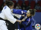 Automne Pavia (FRA), Nora Gjakova (KOS) - Grand Prix Tbilisi (2016, GEO) - © IJF Media Team, International Judo Federation