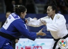 Yahima Ramirez (POR), Mayra Aguiar (BRA) - Grand Prix Tbilisi (2016, GEO) - © IJF Media Team, International Judo Federation