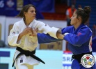 Milica Nikolic (SRB), Noa Minsker (ISR) - Grand Prix Zagreb (2016, CRO) - © IJF Media Team, International Judo Federation