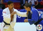 Tal Flicker (ISR), Denis Vieru (MDA) - Grand Prix Zagreb (2016, CRO) - © IJF Media Team, International Judo Federation