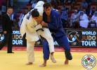 Rustam Orujov (AZE), Tommy Macias (SWE) - Grand Slam Abu Dhabi (2016, UAE) - © IJF Media Team, IJF