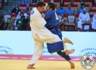 Sergiu Toma (UAE), Victor Penalber (BRA) - Grand Slam Abu Dhabi (2016, UAE) - © IJF Media Team, International Judo Federation