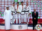 Sergiu Toma (UAE), Victor Penalber (BRA), Frank De Wit (NED), Srdjan Mrvaljevic (MNE) - Grand Slam Abu Dhabi (2016, UAE) - © IJF Media Team, International Judo Federation