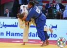 Carolin Weiss (GER), Maria Suelen Altheman (BRA) - Grand Slam Abu Dhabi (2016, UAE) - © IJF Media Team, International Judo Federation