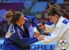 Jovana Rogic (SRB), Lola Benarroche (FRA) - Grand Slam Abu Dhabi (2016, UAE) - © IJF Media Team, International Judo Federation
