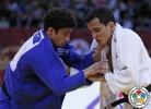 Ashley McKenzie (GBR), Felipe Kitadai (BRA) - Grand Slam Baku (2016, AZE) - © IJF Gabriela Sabau, International Judo Federation