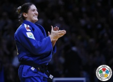 Mayra Aguiar (BRA) - Grand Slam Paris (2016, FRA) - © IJF Media Team, IJF