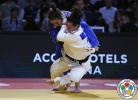 Andreea Chitu (ROU), Majlinda Kelmendi (KOS) - Grand Slam Paris (2016, FRA) - © IJF Media Team, IJF