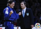 Mayra Aguiar (BRA) - Grand Slam Paris (2016, FRA) - © IJF Media Team, International Judo Federation