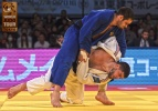 Kirill Denisov (RUS), Cyrille Maret (FRA) - Grand Slam Tokyo (2016, JPN) - © IJF Media Team, International Judo Federation