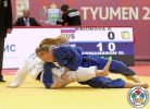 Mia Hermansson (SWE) - Grand Slam Tyumen (2016, RUS) - © IJF Media Team, International Judo Federation