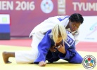 Antónia Moreira (ANG) - Grand Slam Tyumen (2016, RUS) - © IJF Media Team, International Judo Federation