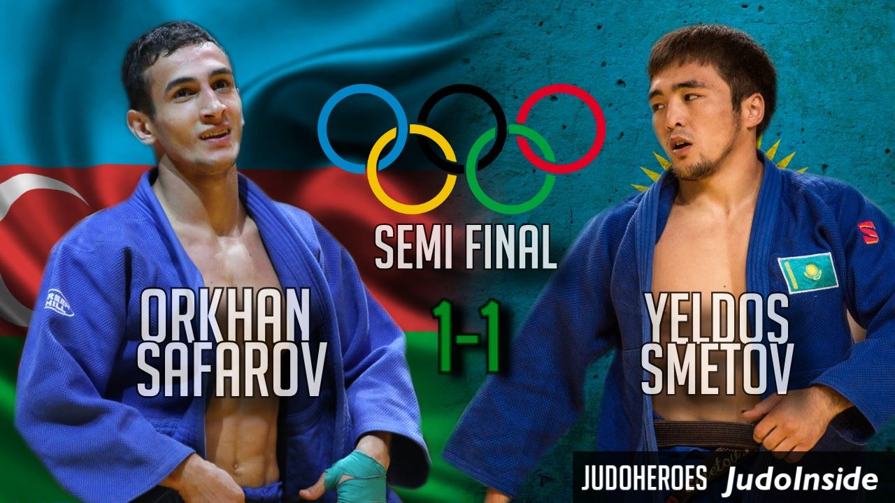 semi final Safarov vs Smetov