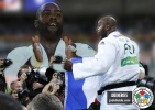 Teddy Riner (FRA),  COURAGE (IJF) - Olympic Games Rio de Janeiro (2016, BRA) - © JudoHeroes & IJF, Copyright: www.ijf.org