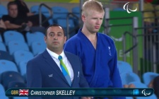 Christopher Skelley (GBR) - Paralympic Games Rio de Janeiro (2016, BRA) - © taken from video