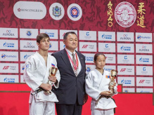 Photos with JudoInside news (2016, NED) - © IJF Marina Mayorova, International Judo Federation