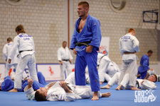 Akil Gjakova (KOS) - Photos with JudoInside news (2016, NED) - © Croatian Judo Federation