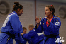 Barbara Matić (CRO) - Photos with JudoInside news (2016, NED) - © Croatian Judo Federation
