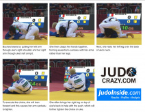 Photos with JudoInside news (2016, NED) - © taken from video