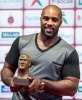 Teddy Riner (FRA) - Photos with JudoInside news (2016, NED) - © IJF Media Team, International Judo Federation