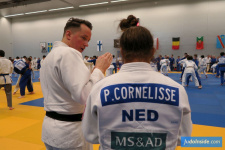 Pleuni Cornelisse (NED) - Training Camp Hoogvliet (2019, NED) - © JudoInside.com, judo news, results and photos