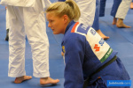 Sanne Van Dijke (NED) - Training Camp Hoogvliet (2019, NED) - © JudoInside.com, judo news, results and photos