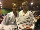Catherine Beauchemin-Pinard (CAN), Emily Burt (CAN) - Belgian Ladies Open Arlon (2017, BEL) - © Facebook