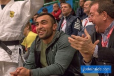 Ilias Iliadis (GRE) - European Club Championships Wuppertal men (2017, GER) - © JudoInside.com, judo news, results and photos