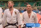 Dominic Ressel (GER), Krisztian Toth (HUN) - European Club Championships Wuppertal men  (2017, GER) - © JudoInside.com, judo news, photos, videos and results