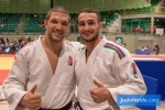 Orkhan Safarov (AZE), Krisztian Toth (HUN) - European Club Championships Wuppertal men  (2017, GER) - © JudoInside.com, judo news, photos, videos and results