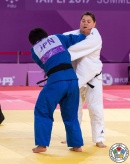 Ji-Youn Kim (KOR) - FISU Universiade Taipei (2017, TPE) - © IJF Media Team, International Judo Federation