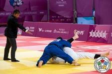 Juhan Mettis (EST) - FISU Universiade Taipei (2017, TPE) - © IJF Media Team, International Judo Federation