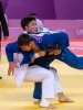 Aslan Lappinagov (RUS), SeungSu Lee (KOR) - FISU Universiade Taipei (2017, TPE) - © IJF Media Team, International Judo Federation