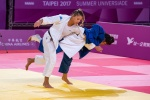 Carola Paissoni (ITA) - FISU Universiade Taipei (2017, TPE) - © IJF Media Team, International Judo Federation