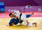 Myagmardorj Batgerel (MGL), Rustam Ibrayev (KAZ) - FISU Universiade Taipei (2017, TPE) - © IJF Media Team, International Judo Federation