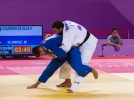 Ruan Isquierdo (BRA), Marko Kumric (CRO) - FISU Universiade Taipei (2017, TPE) - © IJF Media Team, International Judo Federation