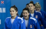 Nadezda Petrovic (SRB), Jovana Rogic (SRB) - Golden League women Ankara (2017, TUR) - © Turkish Judo Federation