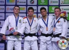 Francisco Garrigós (ESP), Phelipe Pelim (BRA), Ashley McKenzie (GBR), Jorre Verstraeten (BEL) - Grand Prix Cancun (2017, MEX) - © IJF Media Team, International Judo Federation